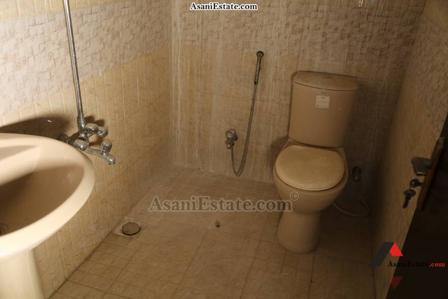 Bathroom 1600 sq feet 7.1 Marlas flat apartment for rent Islamabad sector E 11