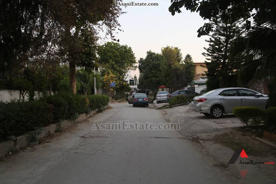 Street View 633 sq yard 1.2 Kanals residential plot for sale Islamabad sector F 10
