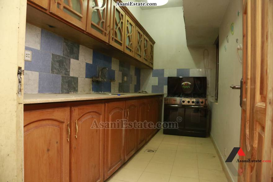 First Floor Kitchen 35x65 feet 10 Marlas portion for rent Islamabad sector E 11