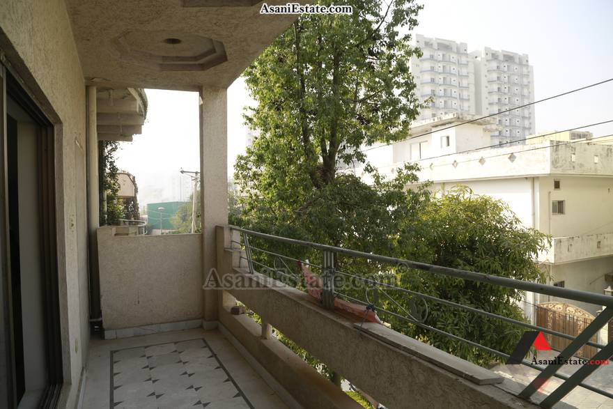 First Floor Balcony/Terrace 35x65 feet 10 Marlas portion for rent Islamabad sector E 11