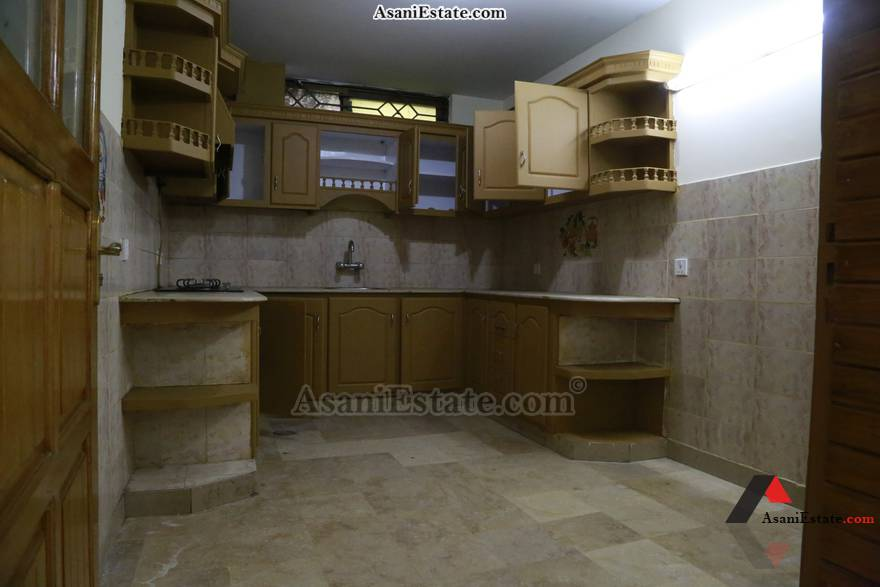 Basement Kitchen 35x70 feet 11 Marlas portion for rent Islamabad sector E 11