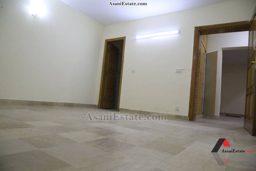 Basement Bedroom 35x70 feet 11 Marlas portion for rent Islamabad sector E 11