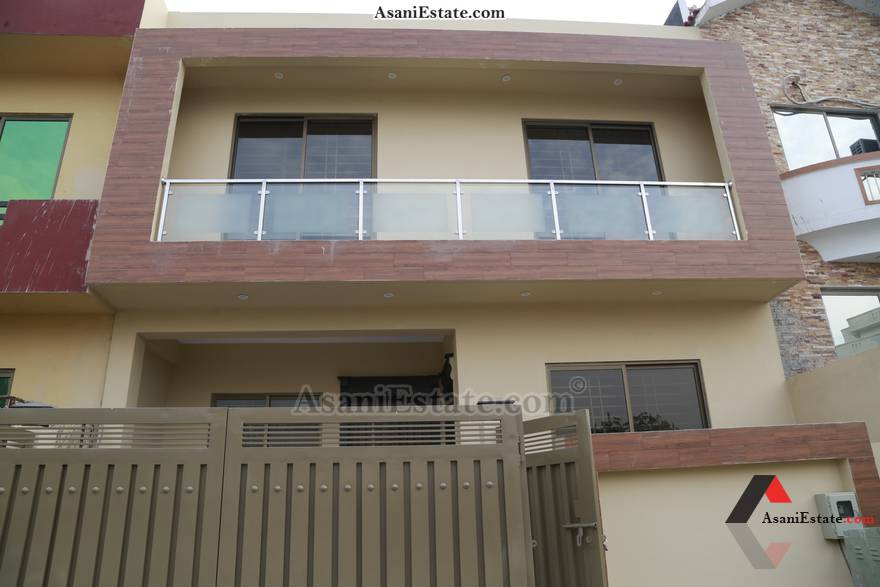 Outside View 25x40 feet 4.4 Marlas house for sale Islamabad sector D 12