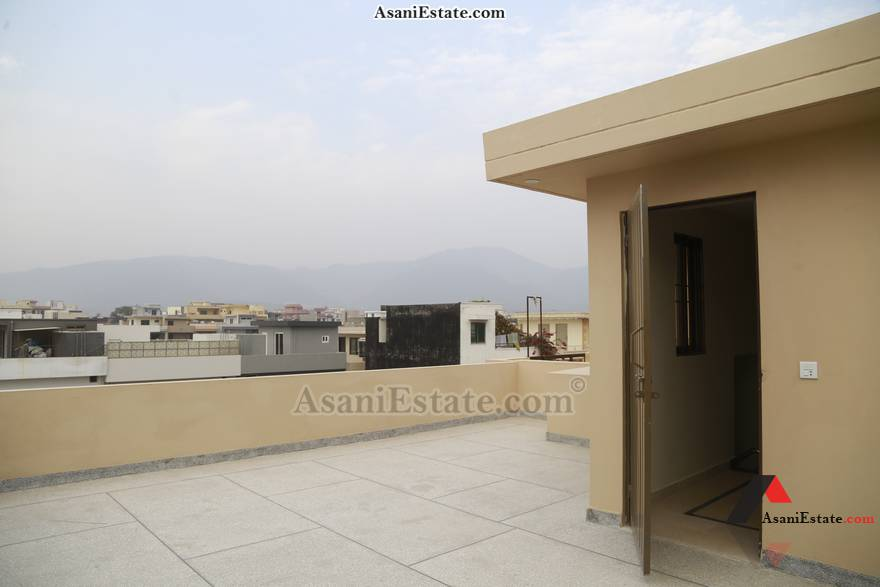 Rooftop View 25x40 feet 4.4 Marlas house for sale Islamabad sector D 12