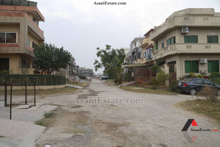 Street View 25x40 feet 4.4 Marlas house for sale Islamabad sector D 12