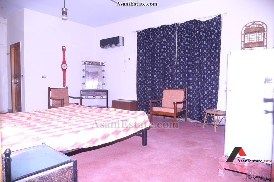 Bedroom 20x14 feet flat apartment for rent Islamabad sector F 11