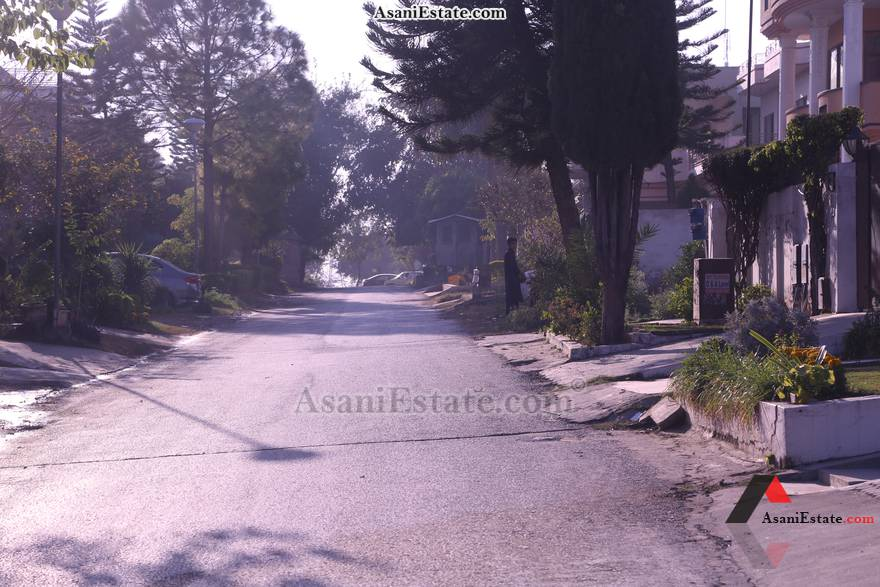 Street View 20x14 feet flat apartment for rent Islamabad sector F 11