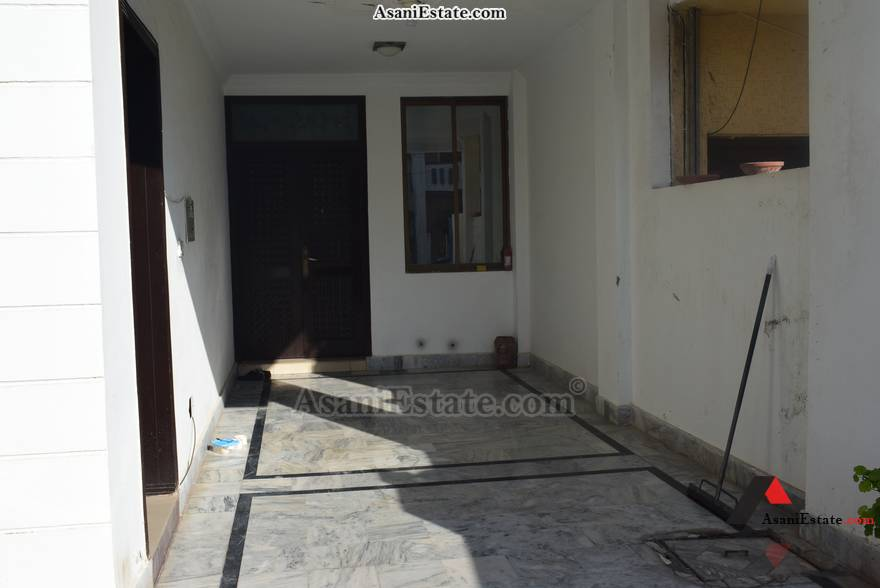 Ground Floor Main Entrance 1451 square feet 6.45 Marla house for sale Islamabad sector E 11