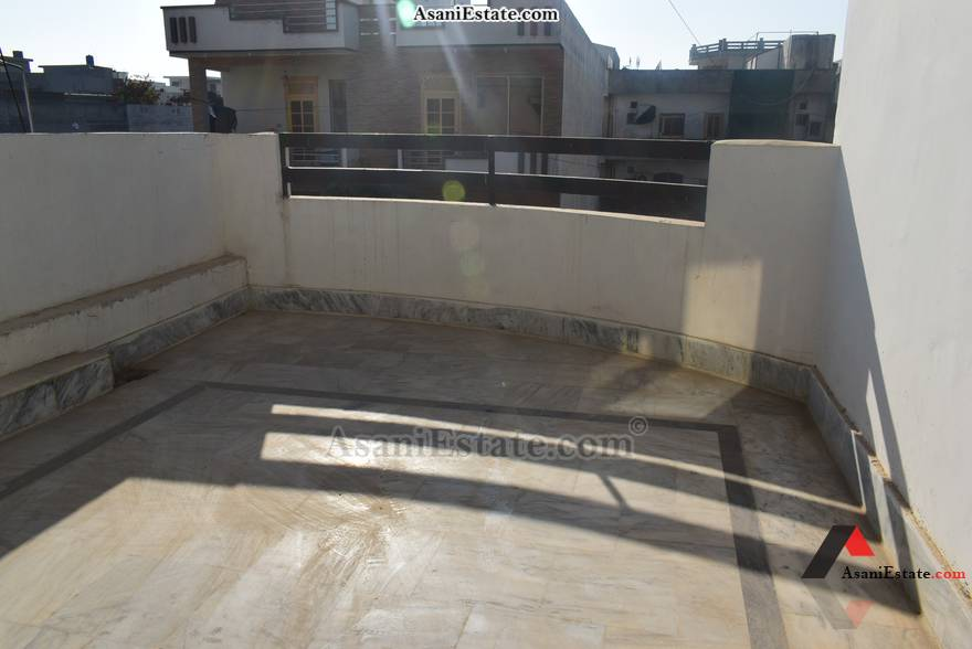 First Floor Balcony/Terrace 1451 square feet 6.45 Marla house for sale Islamabad sector E 11
