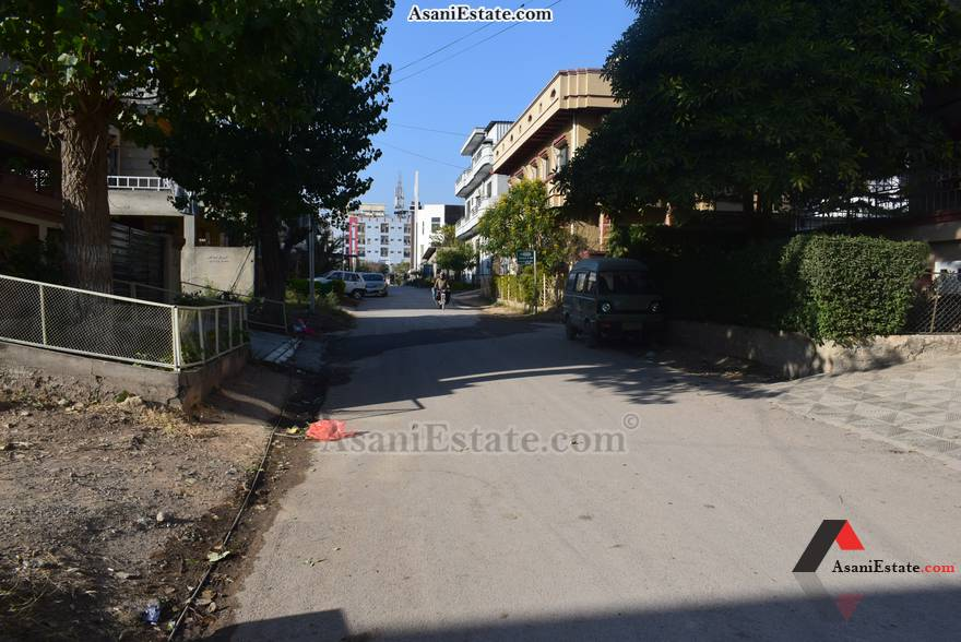 Street View 1451 square feet 6.45 Marla house for sale Islamabad sector E 11