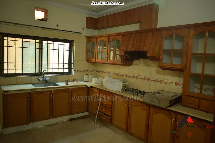 First Floor Kitchen 50x90 feet 1 Kanal portion for rent Islamabad sector E 11