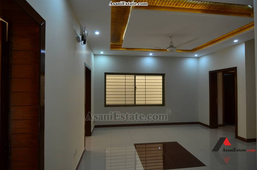 First Floor Living Room 30x60 feet 8 Marla house for sale Islamabad sector E 11