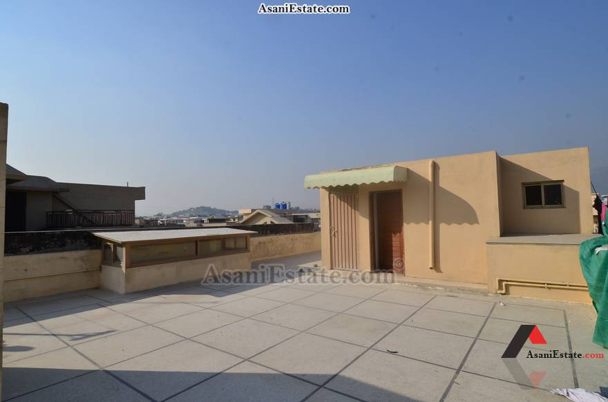Rooftop View 30x60 feet 8 Marla house for sale Islamabad sector E 11
