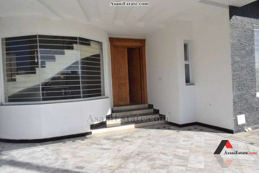 Ground Floor Main Entrance 50x90 feet 1 Kanal portion for rent Islamabad sector E 11