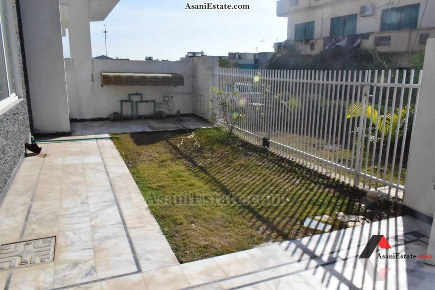 Ground Floor  50x90 feet 1 Kanal portion for rent Islamabad sector E 11