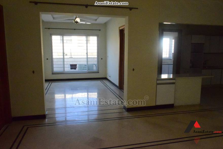 Ground Floor Dining Rooom 50x90 feet 1 Kanal portion for rent Islamabad sector E 11