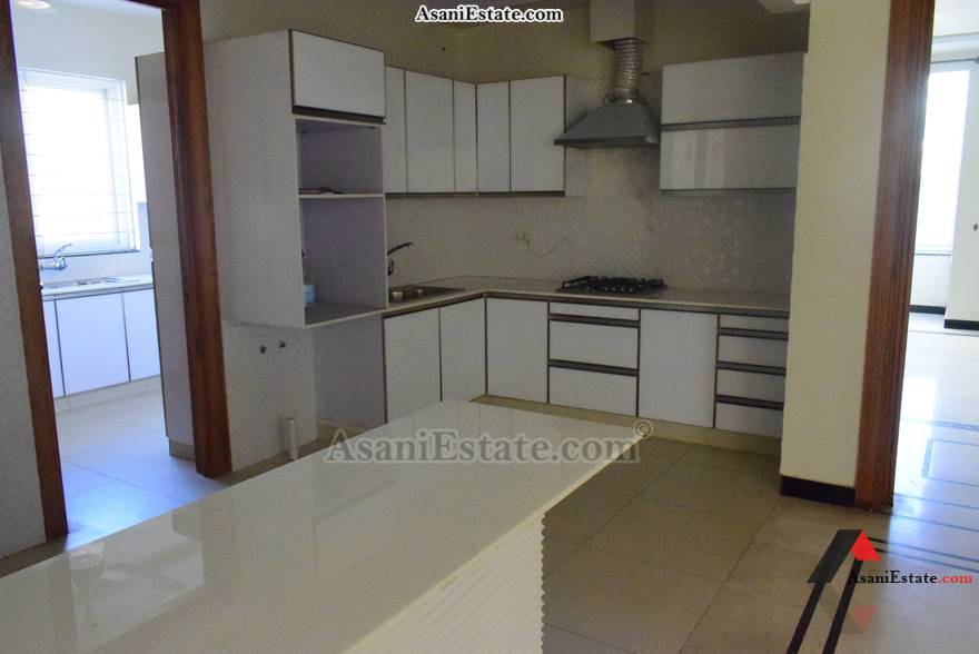 Ground Floor Kitchen 50x90 feet 1 Kanal portion for rent Islamabad sector E 11