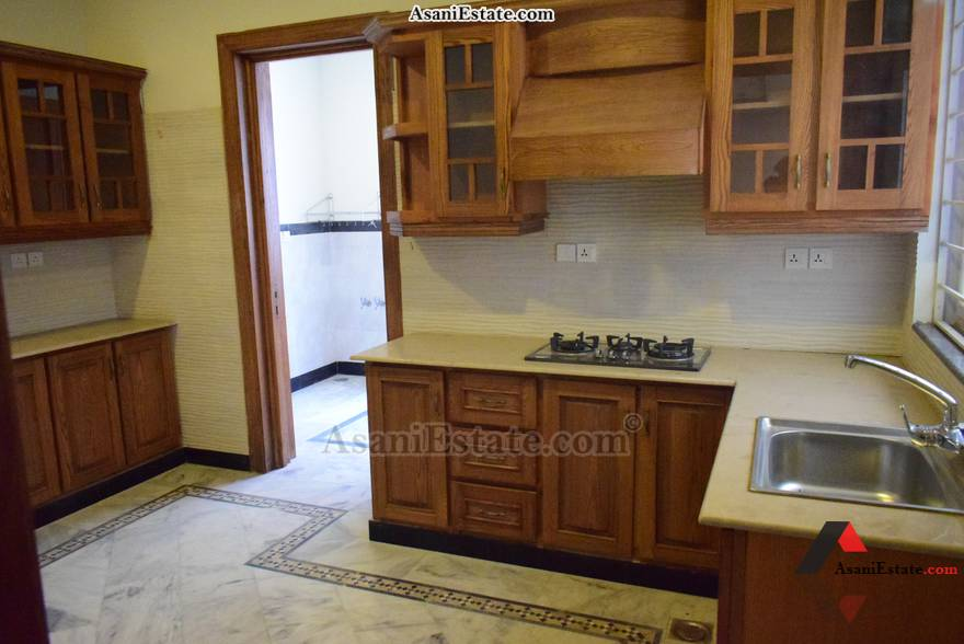Basement Kitchen 50x90 feet 1 Kanal portion for rent Islamabad sector E 11