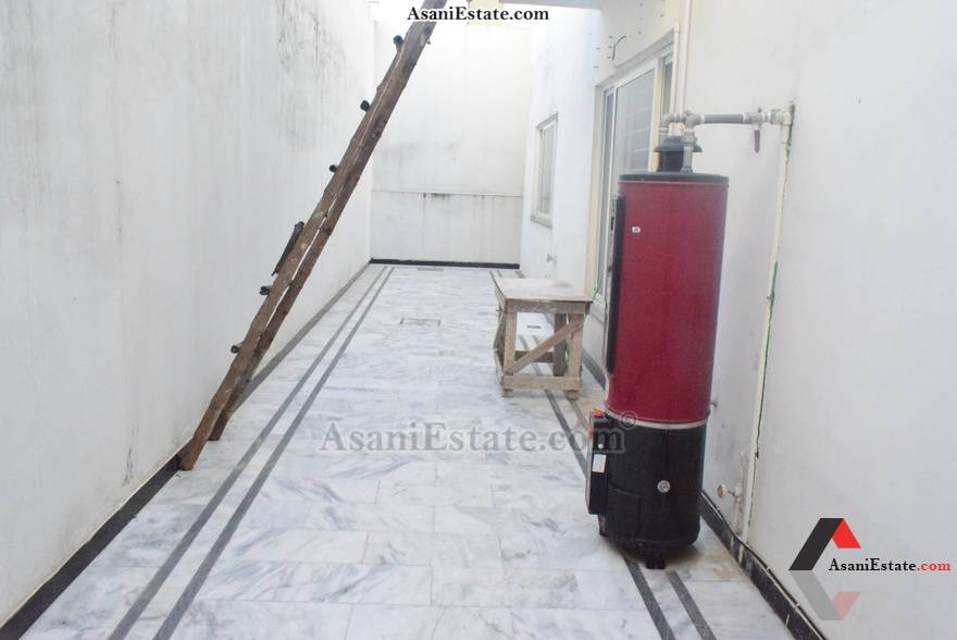 Basement Patio 50x90 feet 1 Kanal portion for rent Islamabad sector E 11