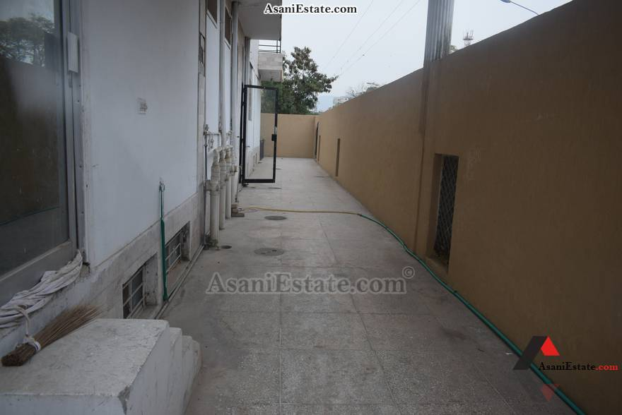 Ground Floor Patio 666 square yards house for sale Islamabad sector F 10