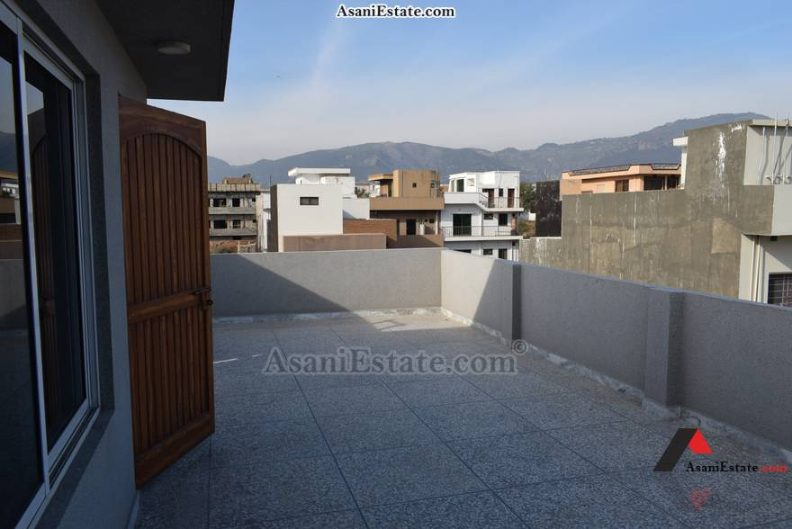 Rooftop View 25x40 feet 4.4 Marla house for sale Islamabad sector D 12