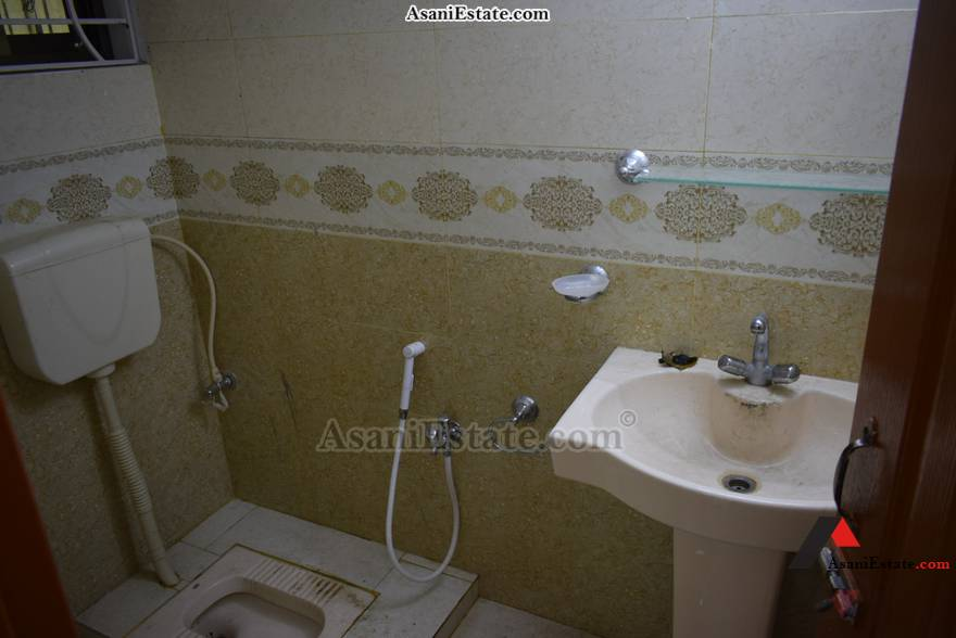 Ground Floor Bathroom 25x40 feet 4.4 Marla house for rent Islamabad sector D 12