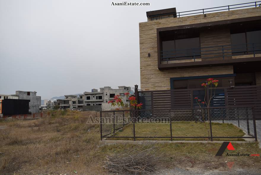 Outside View 30x60 8 Marla house for sale Islamabad sector D 12