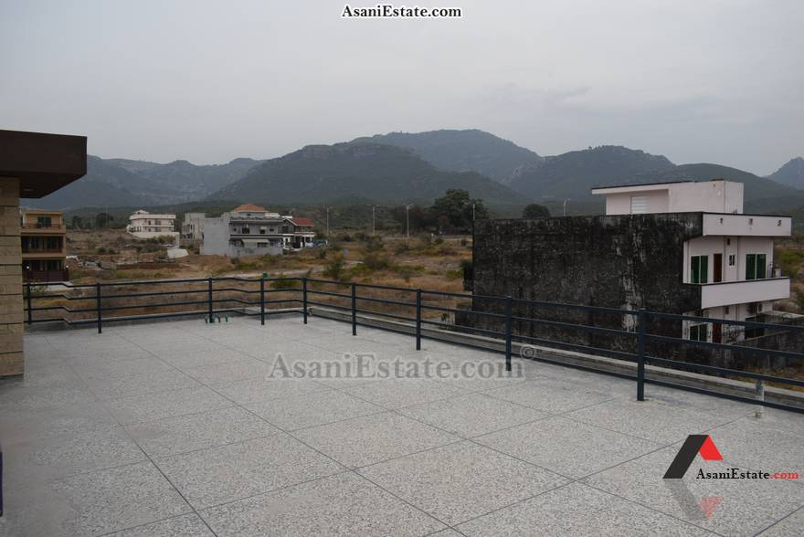 Rooftop View 30x60 8 Marla house for sale Islamabad sector D 12