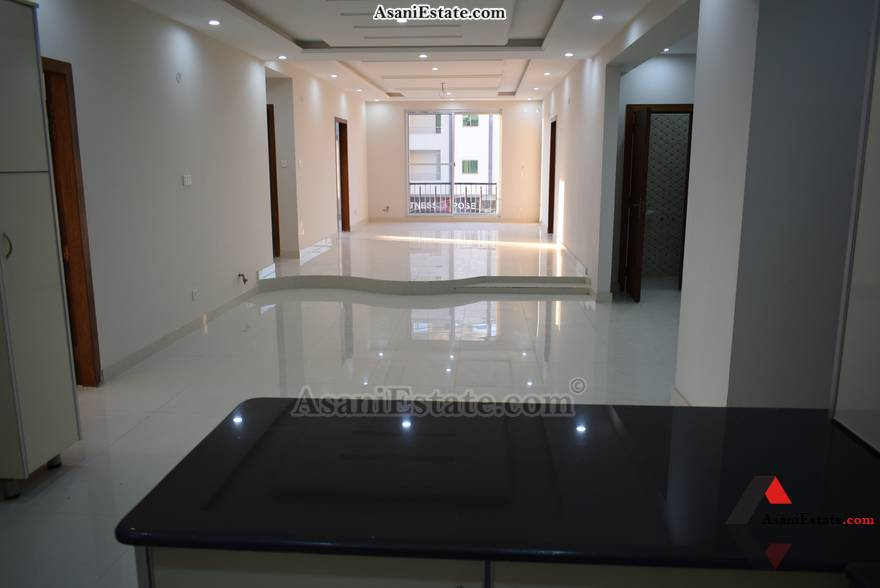 Livng/Dining Rm 2700 sq feet 12 Marla flat apartment for sale Islamabad sector E 11