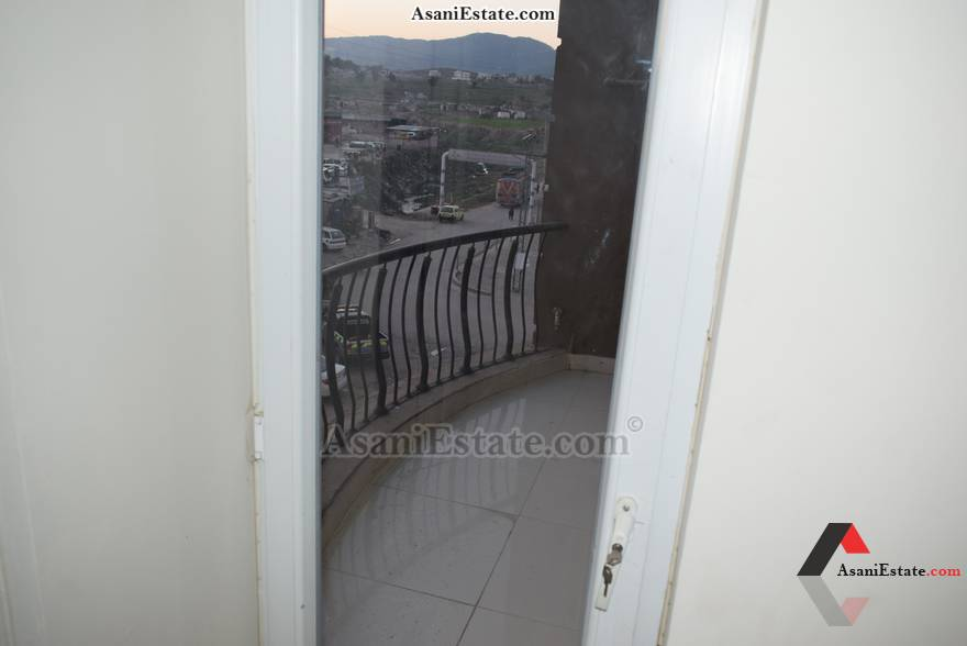Balcony/Terrace 2700 sq feet 12 Marla flat apartment for sale Islamabad sector E 11