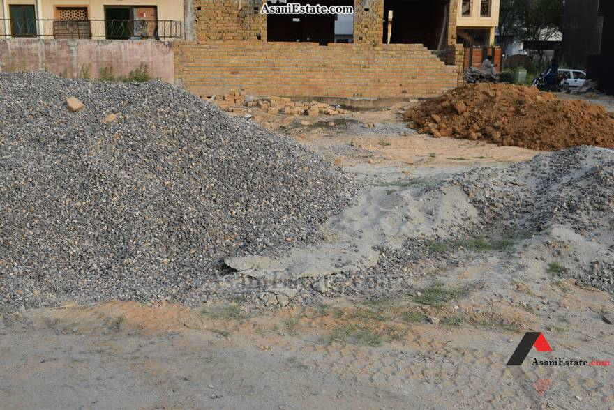 Plot View 25x40 feet 4.4 Marla residential plot for sale Islamabad sector D 12