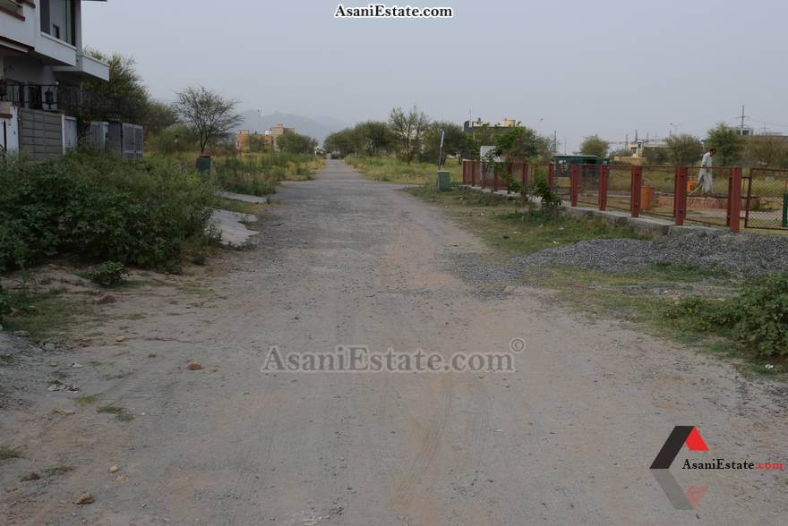 Street View 25x40 feet 4.4 Marla residential plot for sale Islamabad sector D 12