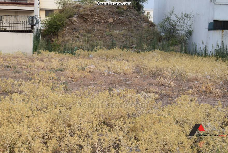 Plot View 30x60 feet 8 Marla residential plot for sale Islamabad sector D 12