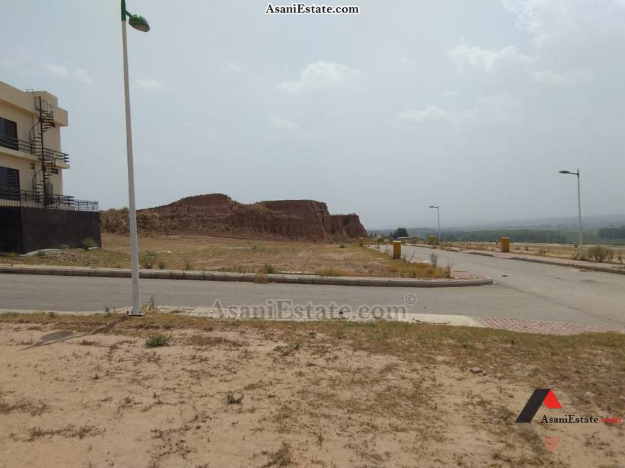 Plot View 10 Marla residential plot for sale Islamabad Block L Bahria Town