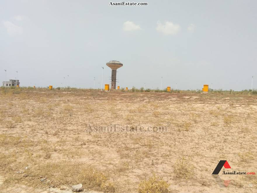 10 Marla residential plot for sale Islamabad Block L Bahria Town